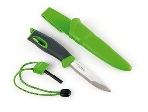 Swedish FireKnife (verde)