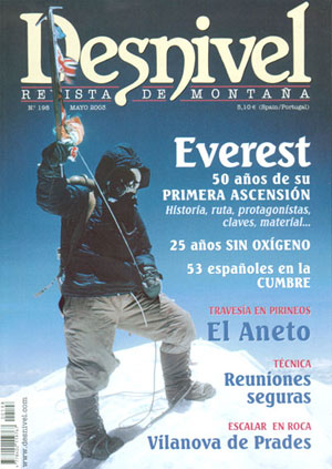 Desnivel. Especial Everest