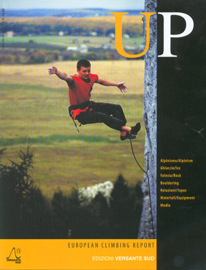 UP European Climbing Report 2004-2005