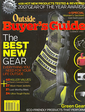 Outside. Buyer´s guide