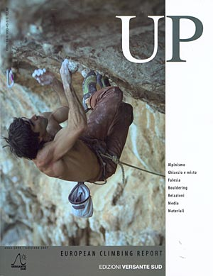 UP European Climbing Report - NºUP European Climbing Report 4 Up Europen climbing report 2006-2007