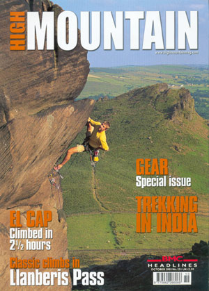 High Mountain: Trekking in India