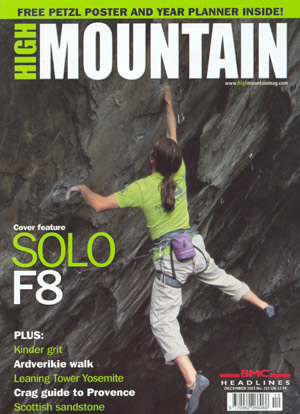 High Mountain: Solo F8