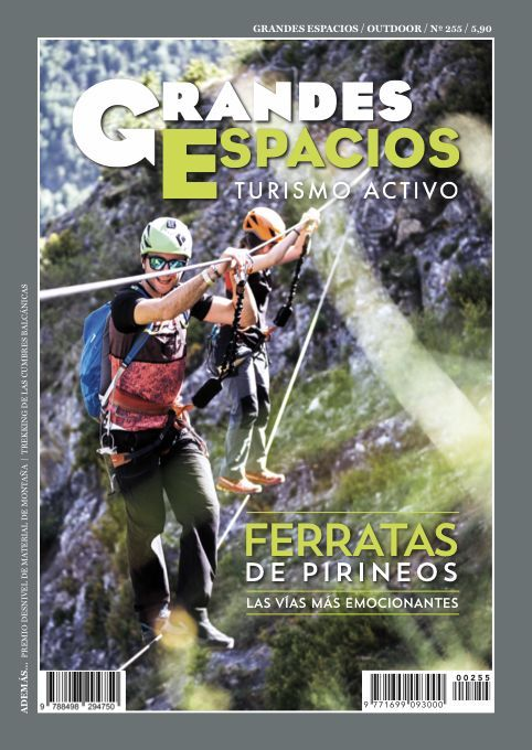 Ferratas de Pirineos