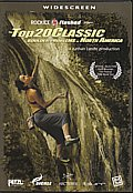 Top 20 classic boulder problems of North America